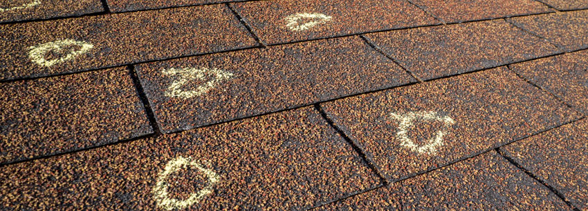 Roofing Hail Amp Wind Damage Insurance Claims The Roofing