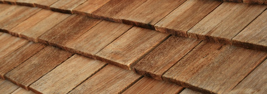 Cedar Shake Shingles for Kansas City Roofs