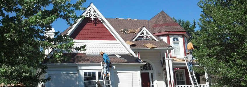 Timerberline Roof Replacement in Overland Park