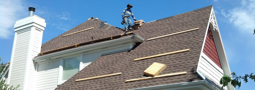 Kansas City roofer